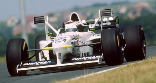 Tyrrell, equipe histórica de Formula 1 de 1997 - by didier.andlauer.free.fr