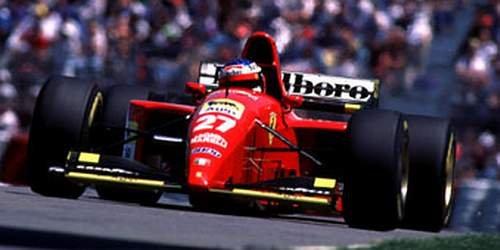 Temporada de Formula 1 em 1995, Ferrari by didier.andlauer.free.fr